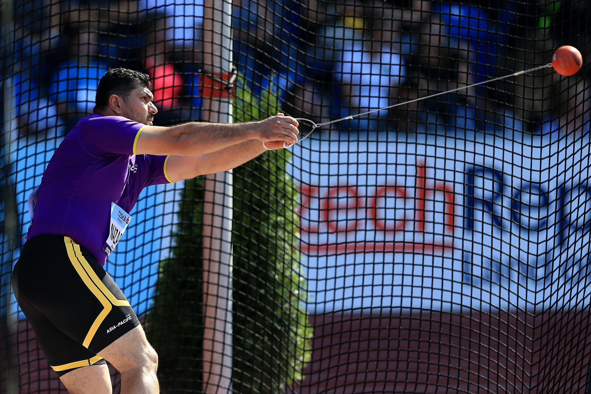 Olympic hammer champion suspended over positive retest