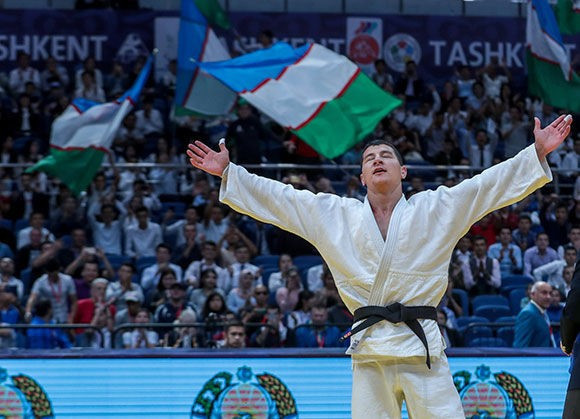 Uzbekistan top medal table at home IBSA Judo Grand Prix