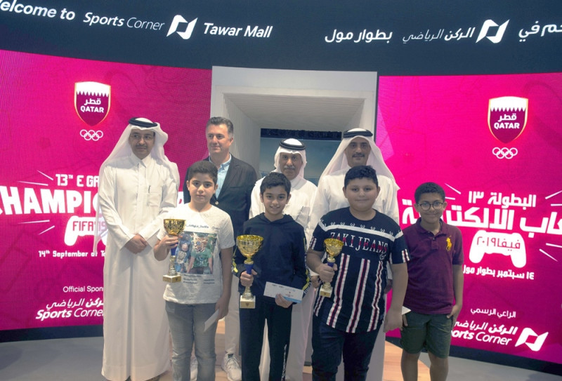 More than 150 take part in Qatar Olympic Committee esports tournament