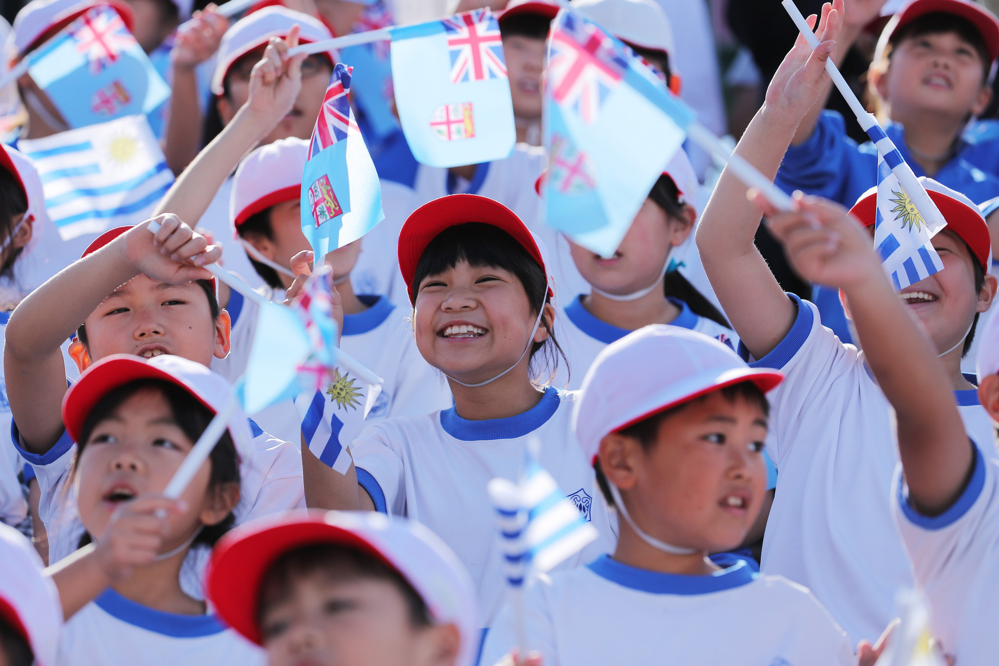 Rugby World Cup emotions run high at Kamaishi stadium