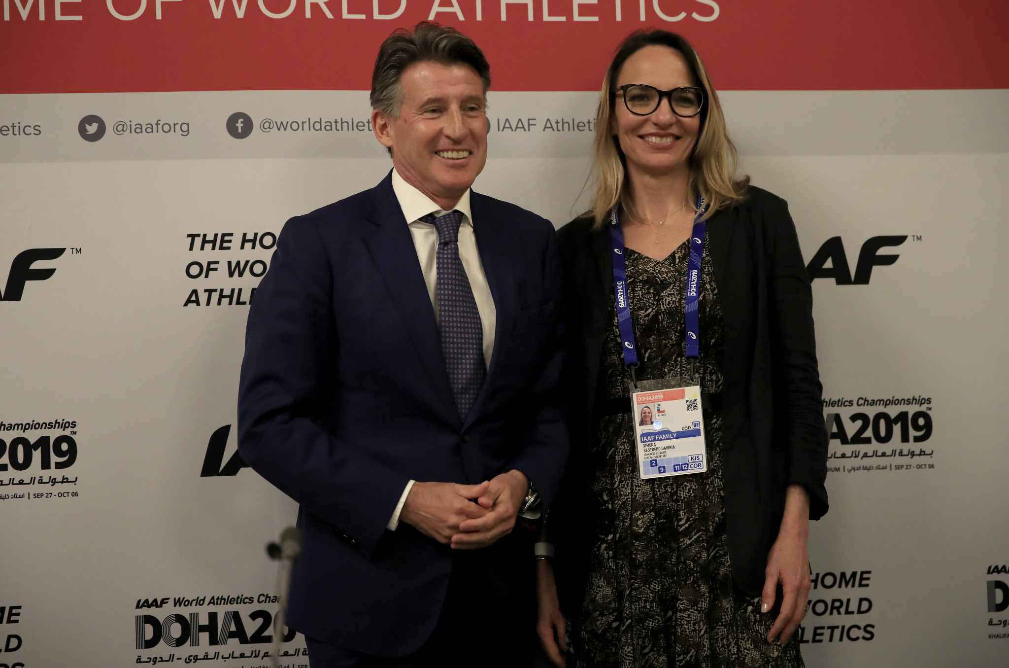 Election of first IAAF female vice-president overshadowed by corruption allegations