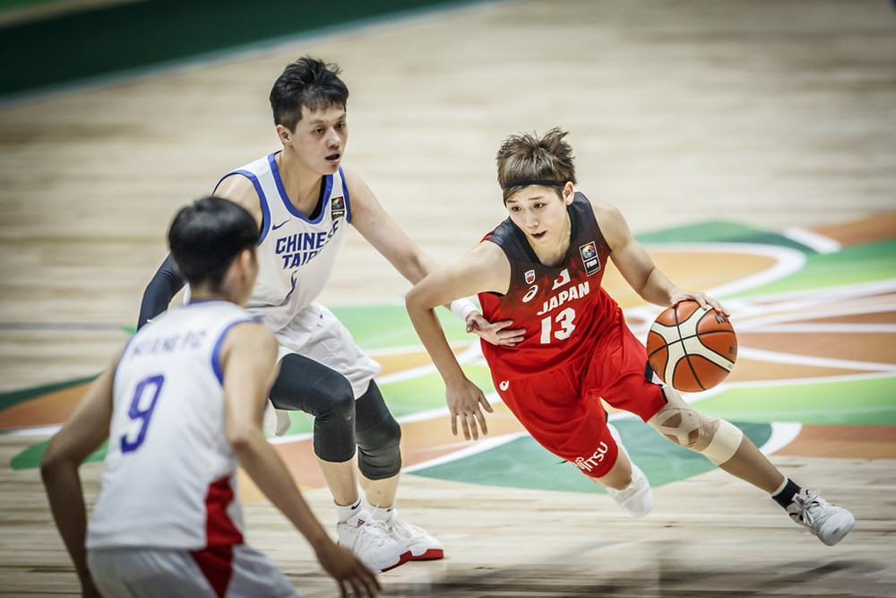 Japan and Australia maintain perfect starts at FIBA Women's Asia Cup