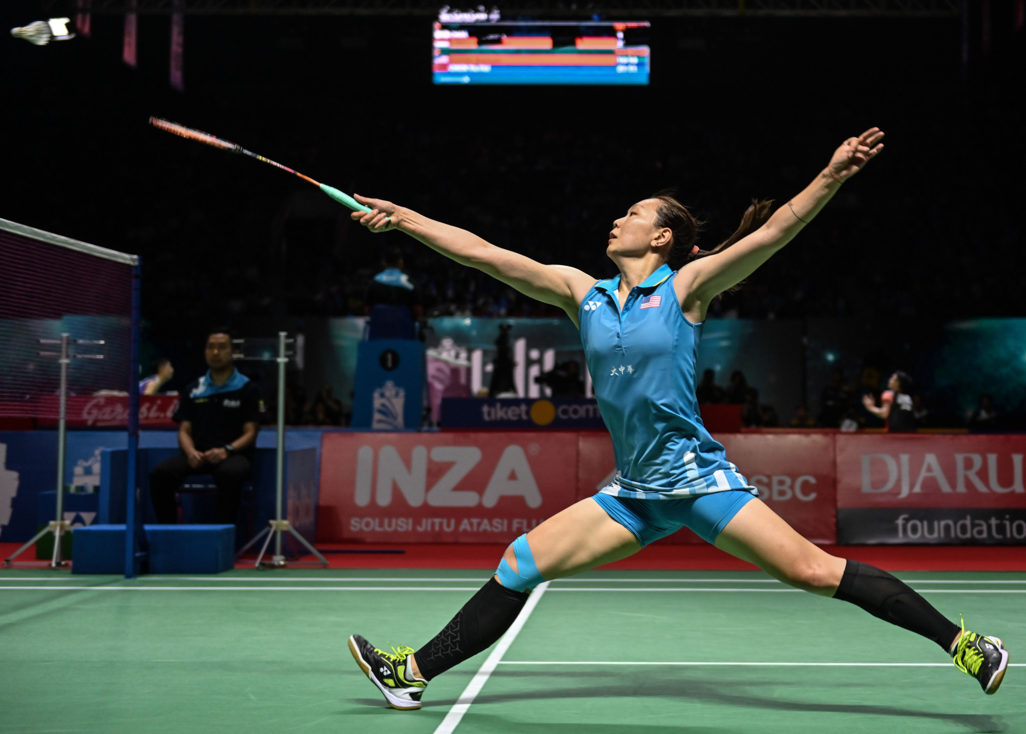 World champion Sindhu suffers another early exit at BWF Korea Open