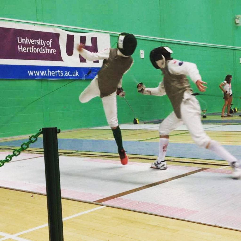 The University of Hertfordshire Sports Village will host the 2020 IWAS Wheelchair Fencing European Championships to celebrate the 65th anniversary of the birth of wheelchair fencing ©University of Hertfordshire
