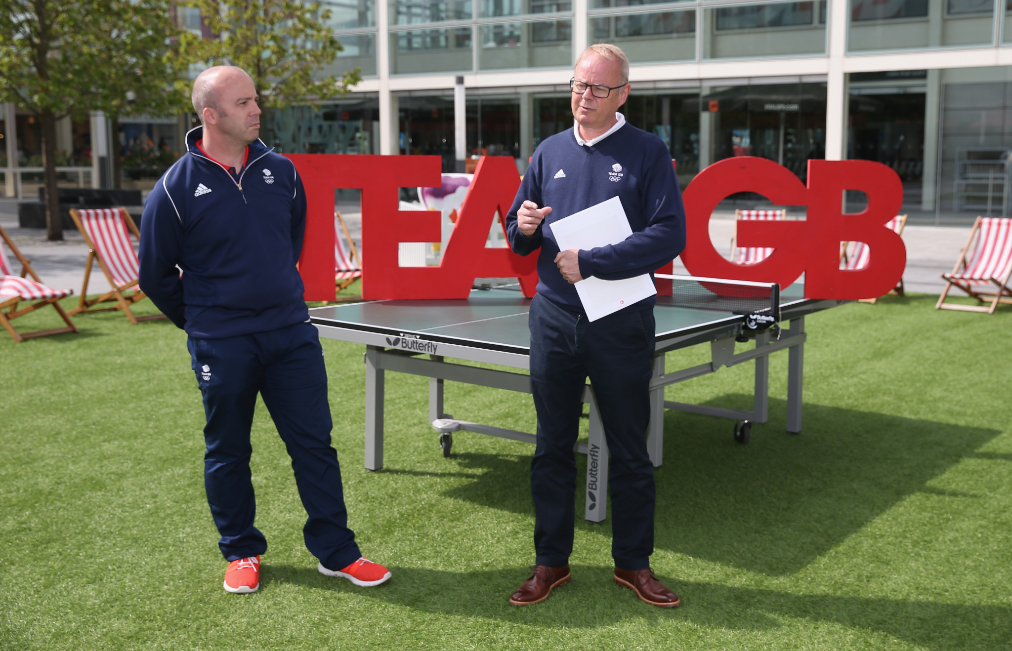 Mark England was Team GB's Chef de Mission for the 2016 Olympic Games in Rio de Janeiro and will fulfill the same role at Tokyo 2020 before turning his attention to Birmingham 2022 ©Getty Images
