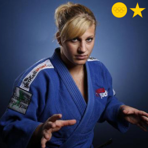 Kayla Harrison: London 2012 and Rio 2016 Olympic champion