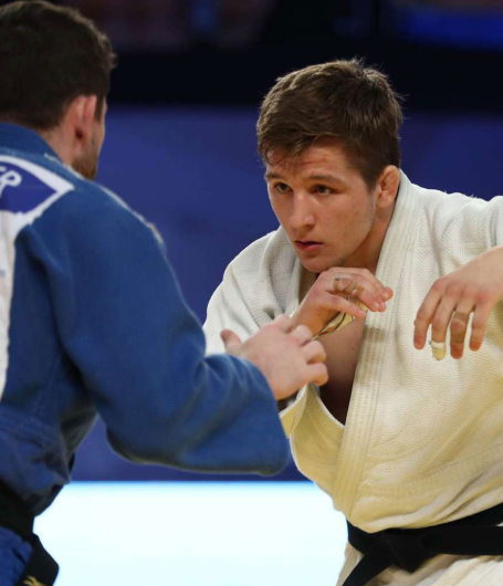 Judo mourns sudden death of US athlete Jack Hatton at age of 24