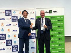 WADA extend regional support agreement with Japanese Government