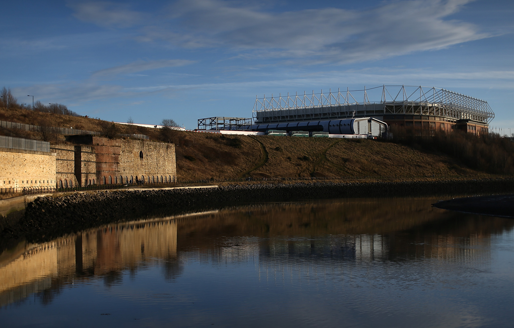 Plans for the north-east English city of Sunderland to bid for the Commonwealth Games by 2030 have been quietly dropped by the city council ©Getty Images