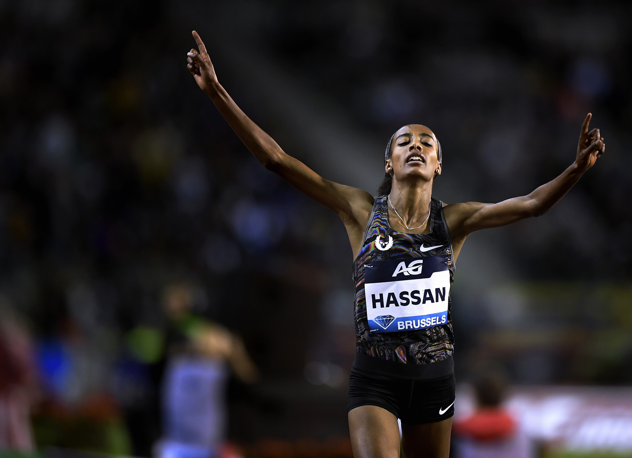 Sifan Hassan of The Netherlands has golden prospects at the IAAF World Championships  ©Getty Images