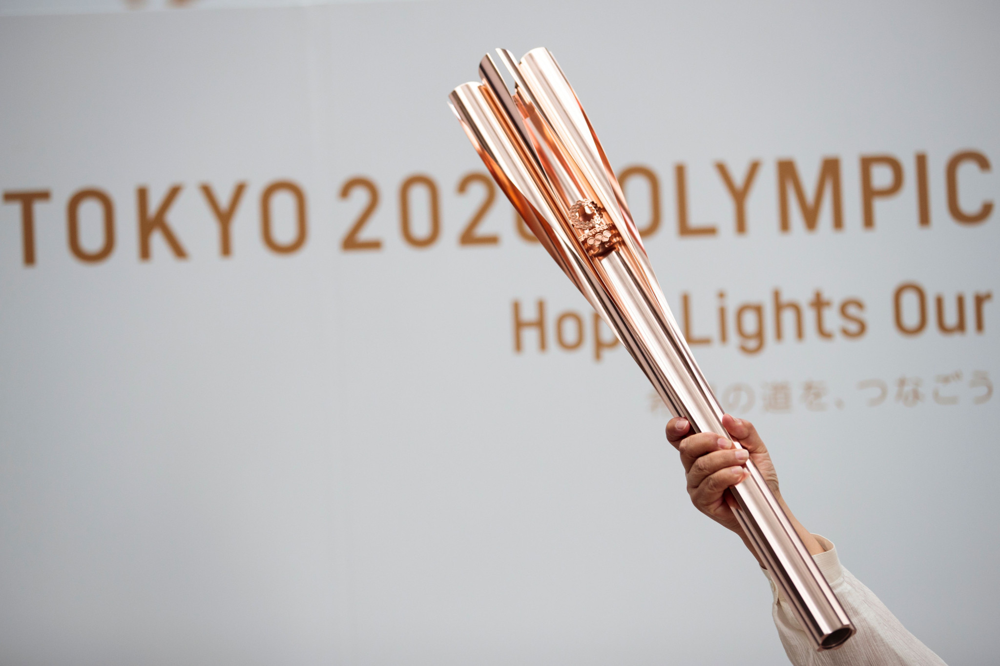 Tokyo 2020 receive more than 530,000 applications to run in Torch Relay