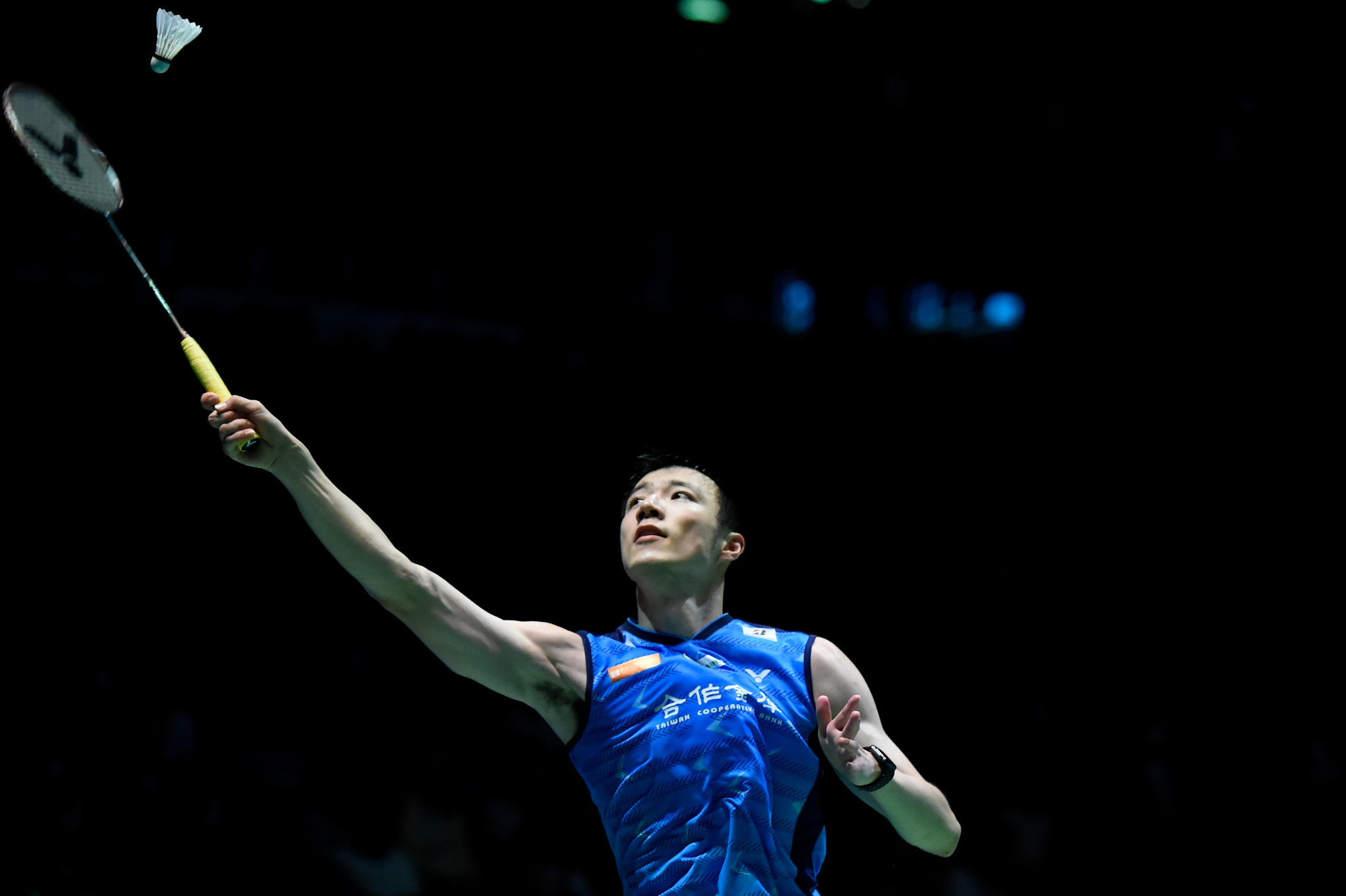Danish seeds toppled at BWF Korea Open