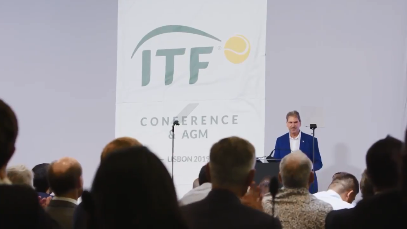 ITF Presidential candidates make final pitches ahead of election
