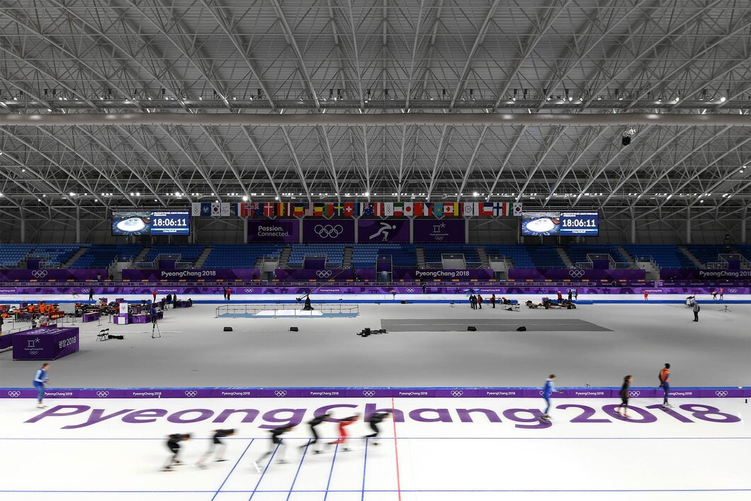 Legacy plans at the Gangneung Oval had also not been revealed until this week ©IOC/Getty Images