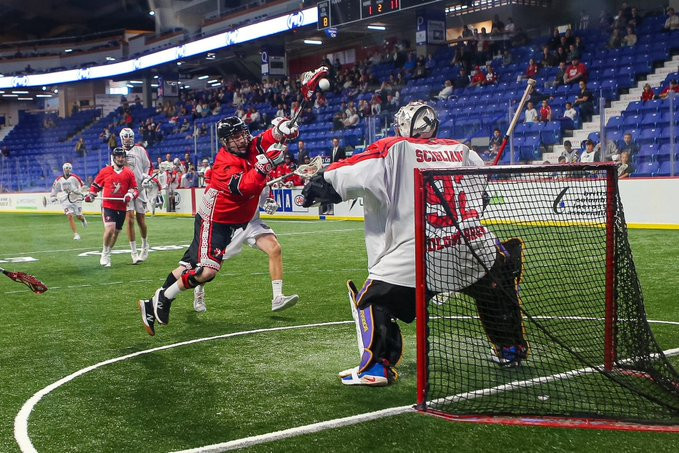 Hosts Canada advance to World Lacrosse Men's Indoor World Championship final