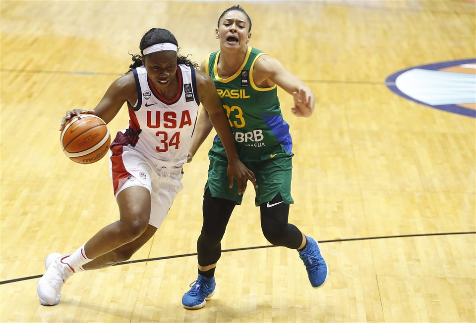United States set up semi-final clash with hosts Puerto Rico at FIBA Women's AmeriCup