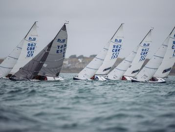 Paralympic medallists to compete at World Sailing Championships
