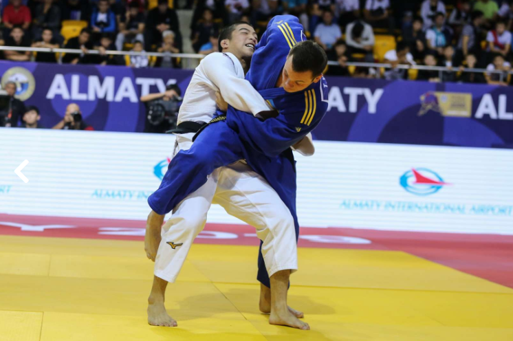 Japan rise to top of World Cadet Judo Championships medal table with two golds on day three