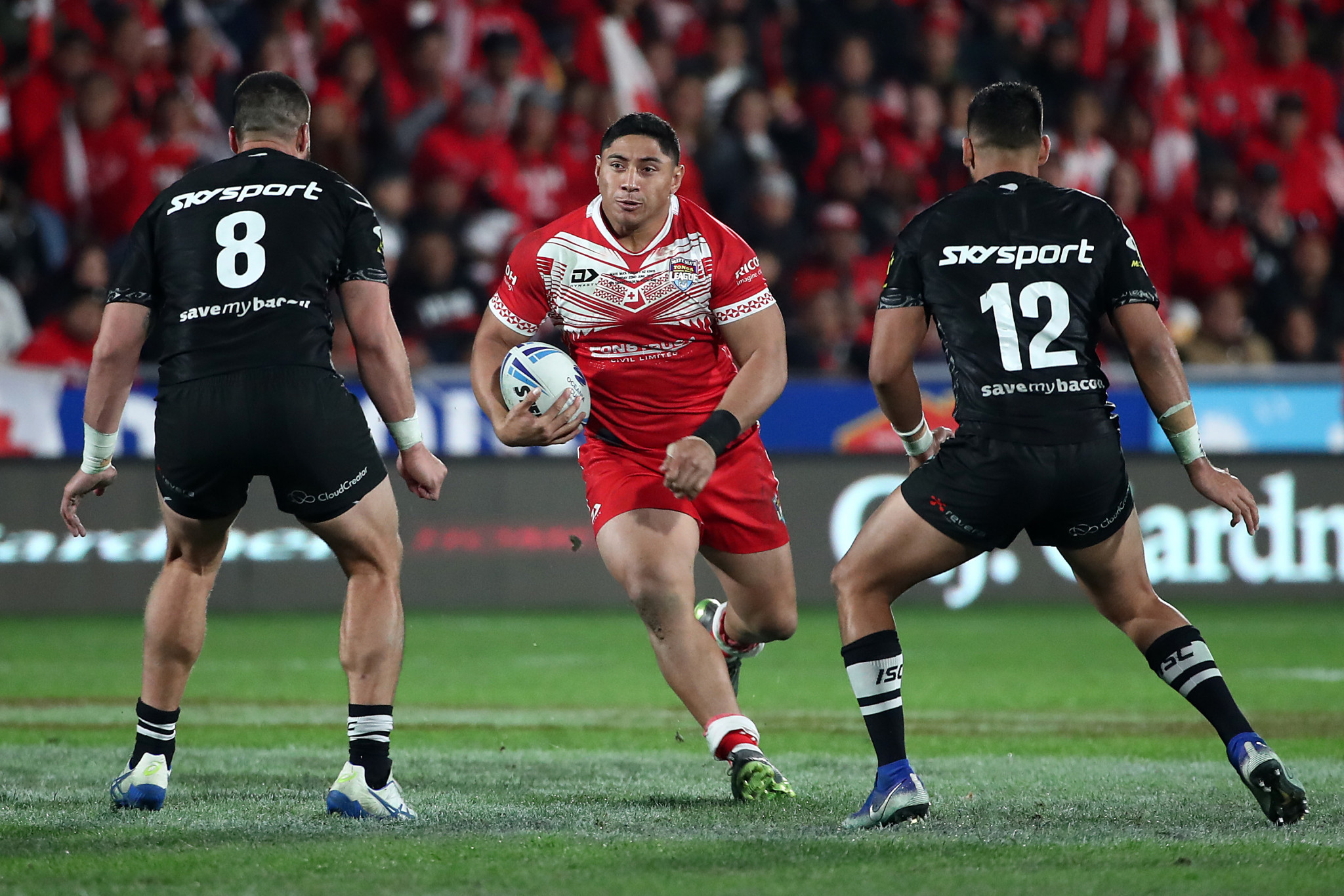 Tonga rugby league suspension leaves sport in crisis