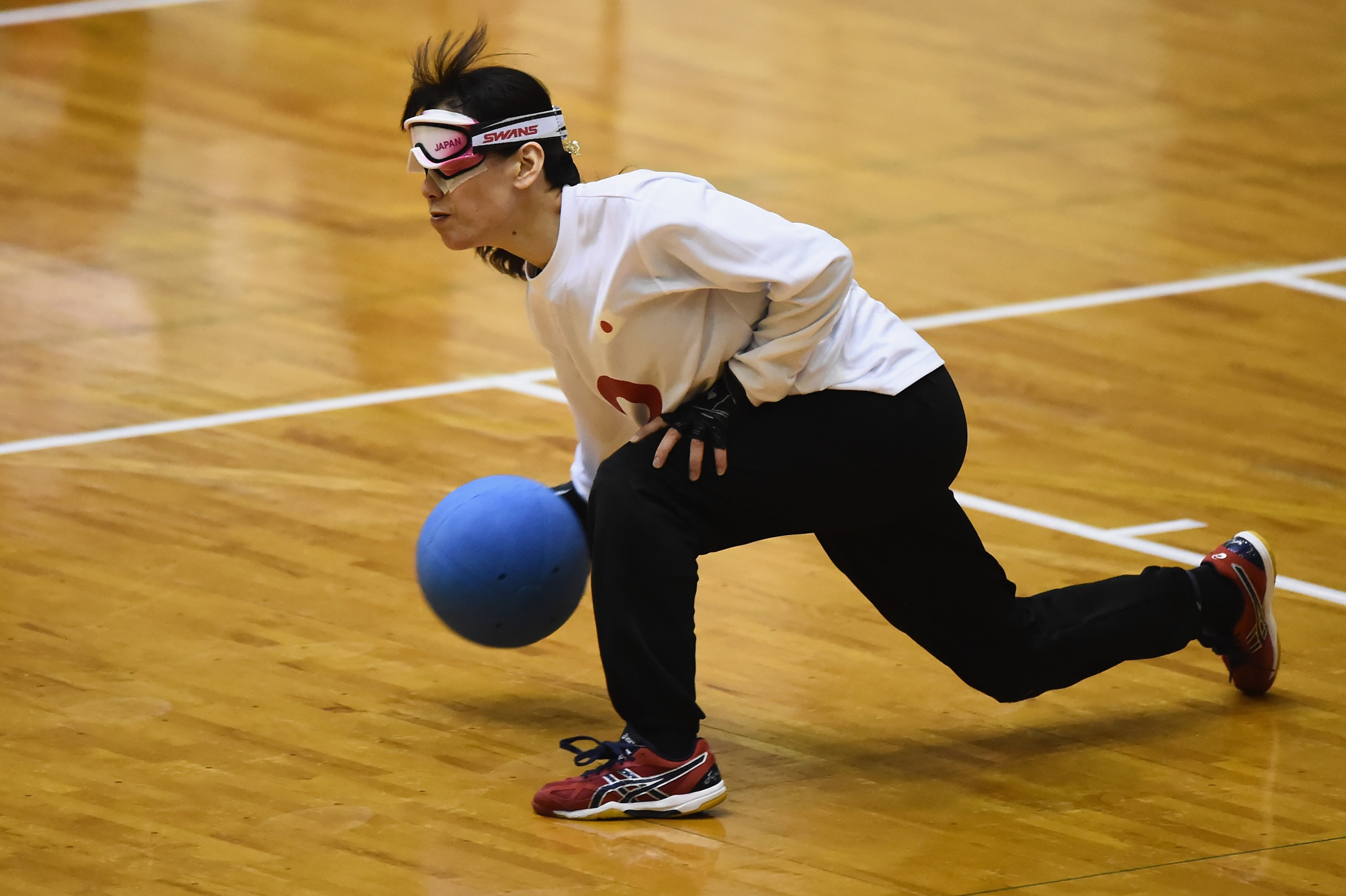 Four teams set to contest Tokyo 2020 goalball test event