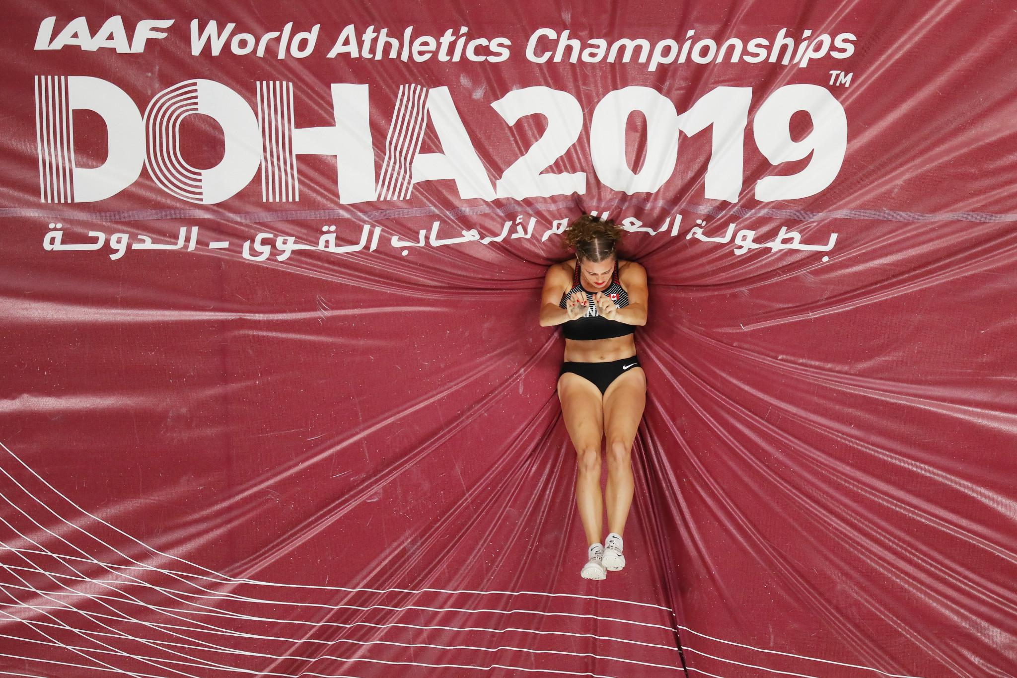 These IAAF World Championships in Doha are the first to take place in the Middle East ©Getty Images