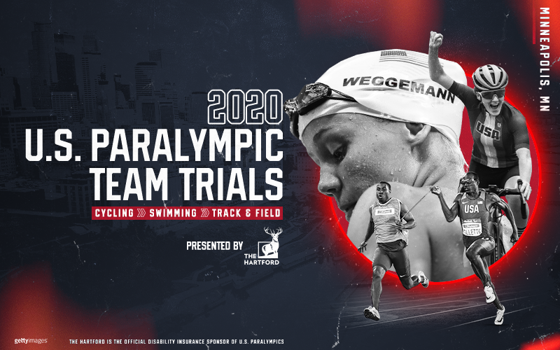 Minneapolis selected as site for 2020 US Paralympic Team Trials