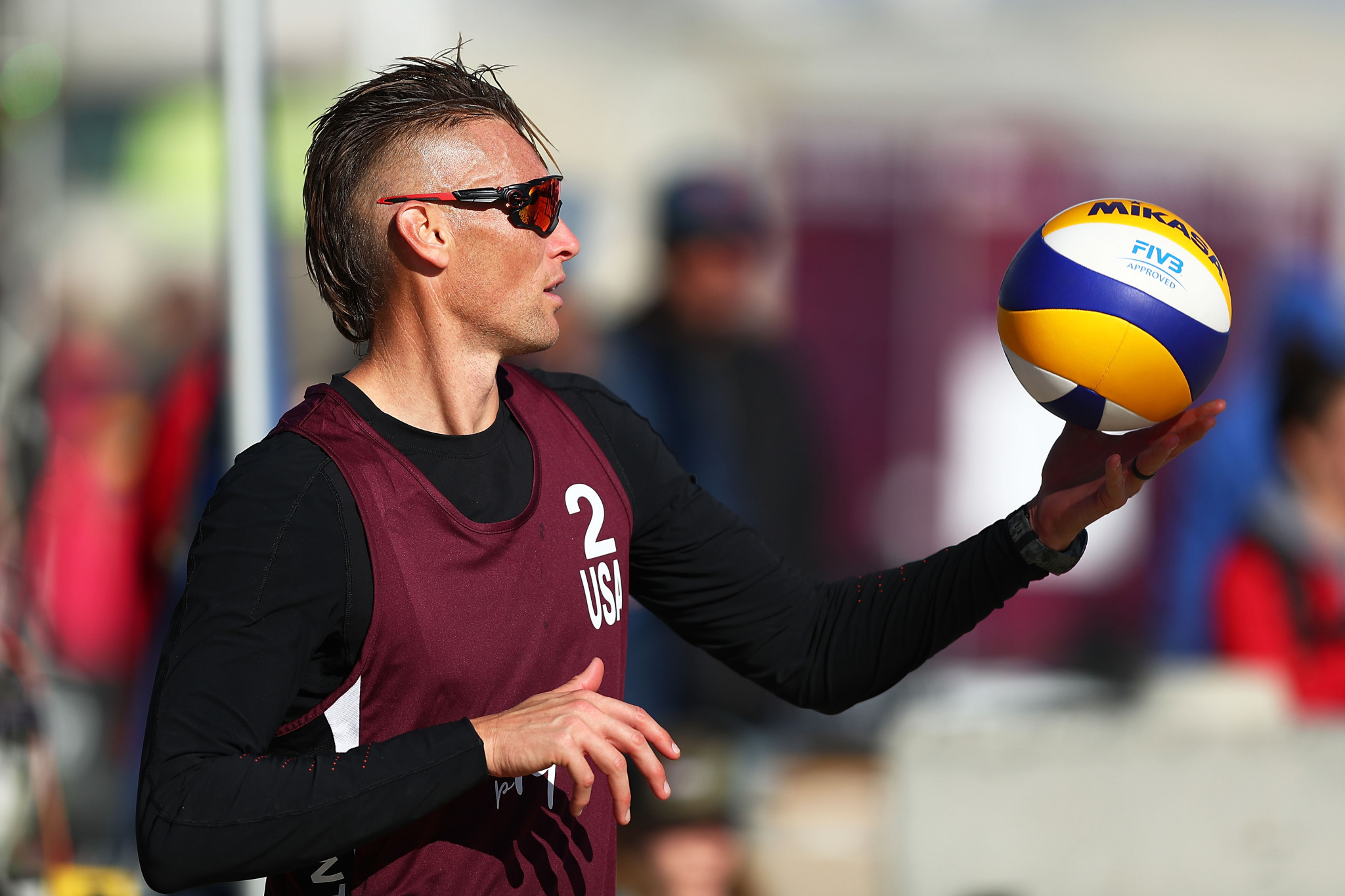 United States select 69-member team for ANOC World Beach Games