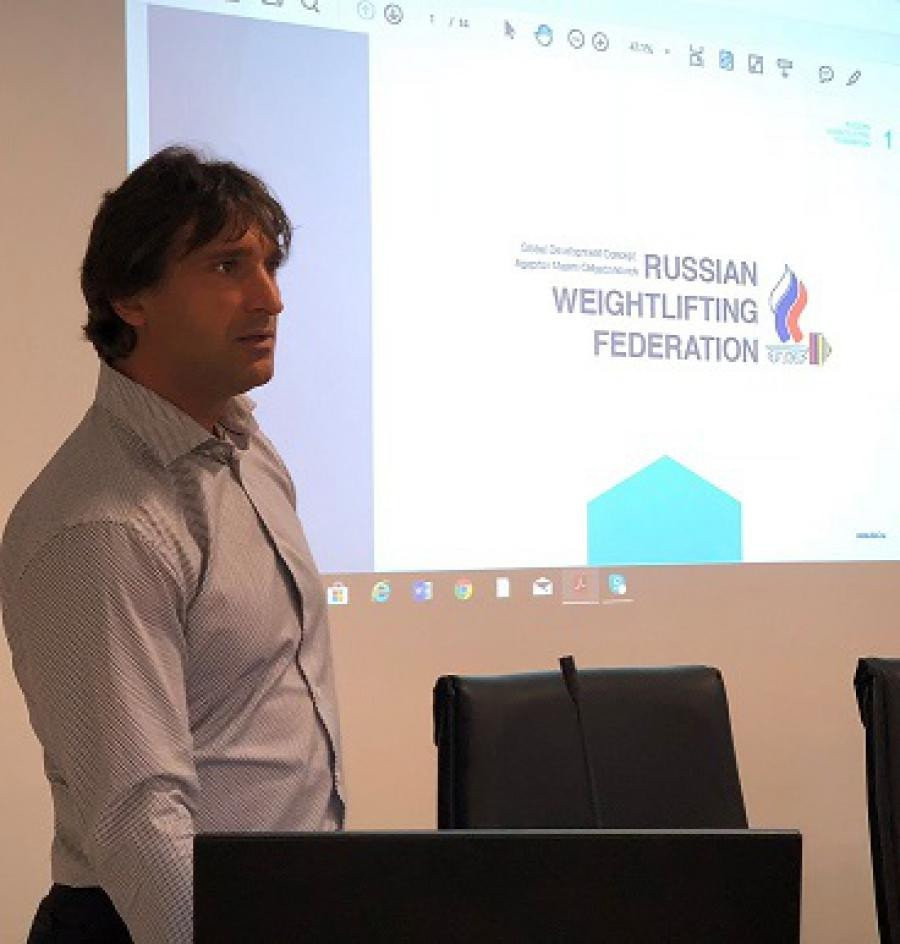 Russian Weightlifting Federation President Maxim Agapitov, himself a convicted drugs cheat, has previously warned of a