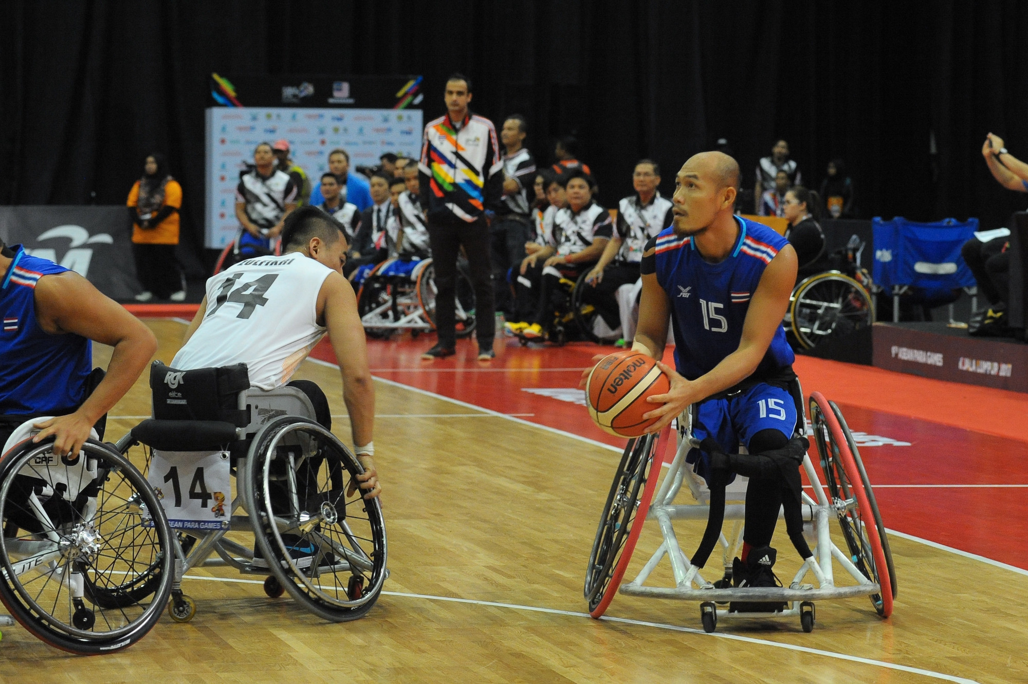 The inaugural 3x3 Open World Championships will take place during the 2020 IWAS World Games ©IWBF