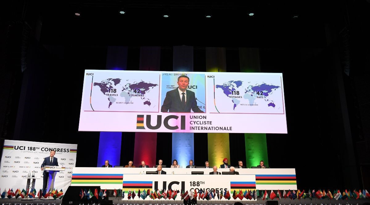 France awarded two UCI World Championships in build-up to Paris 2024