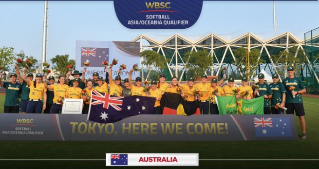 Australia can now prepare for a fifth Olympic softball tournament ©WBSC