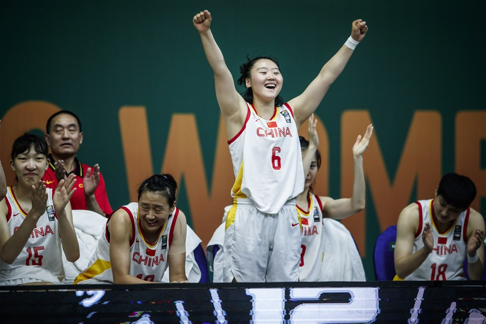 China to meet defending champions Japan in FIBA Women's Asia Cup final