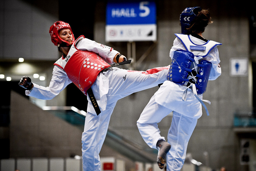 Lisa Gjessing of Denmark finished with silver at the Tokyo 2020 Para-taekwondo test event ©World Taekwondo