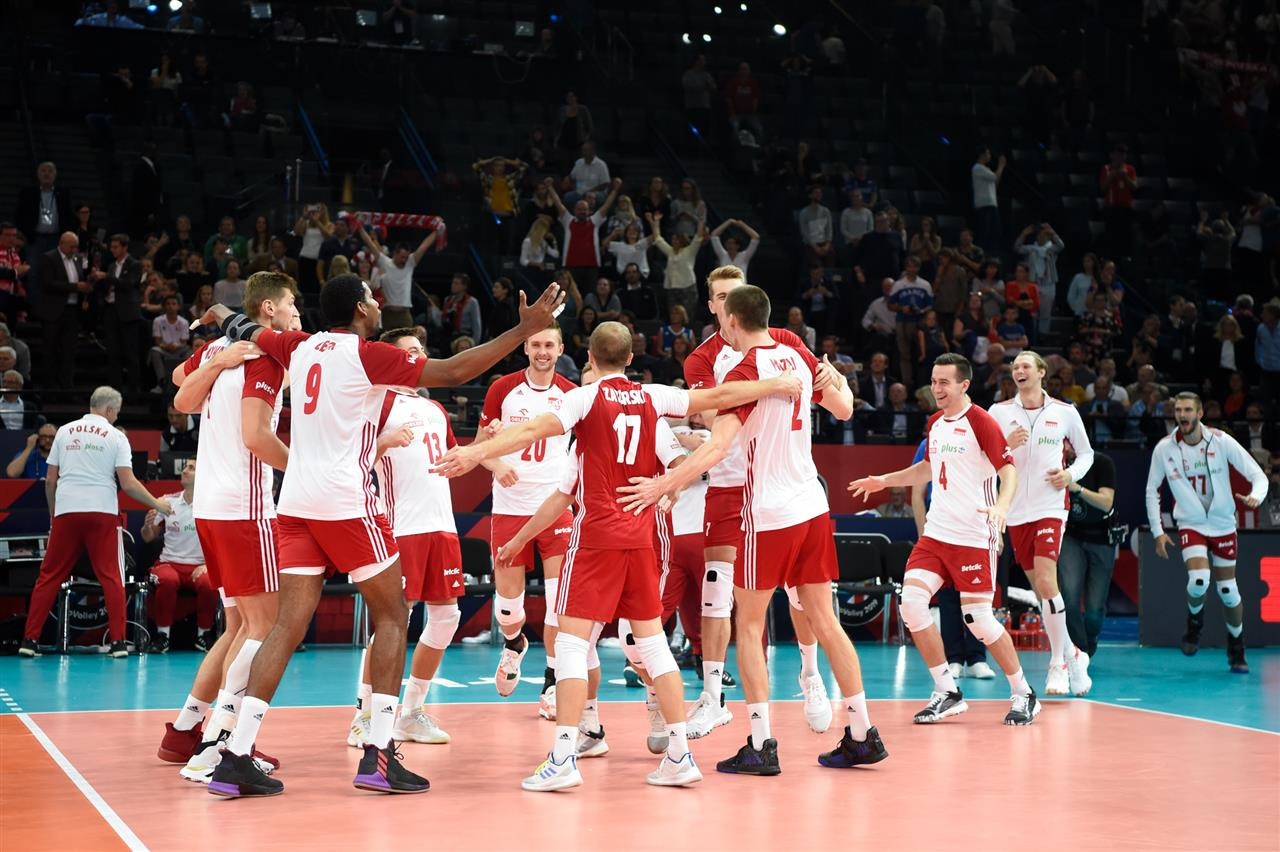 World champions Poland have finished third at the 2019 men's European Volleyball Championship ©EuroVolley