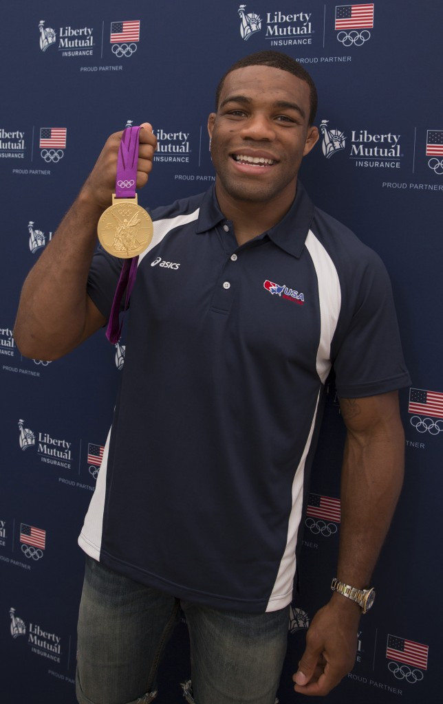 Highlights such as a final-day gold for US under 74kg freestyle star Jordan Burroughs added to the success of the World Wrestling Championships ©Martin Gabor/UWW