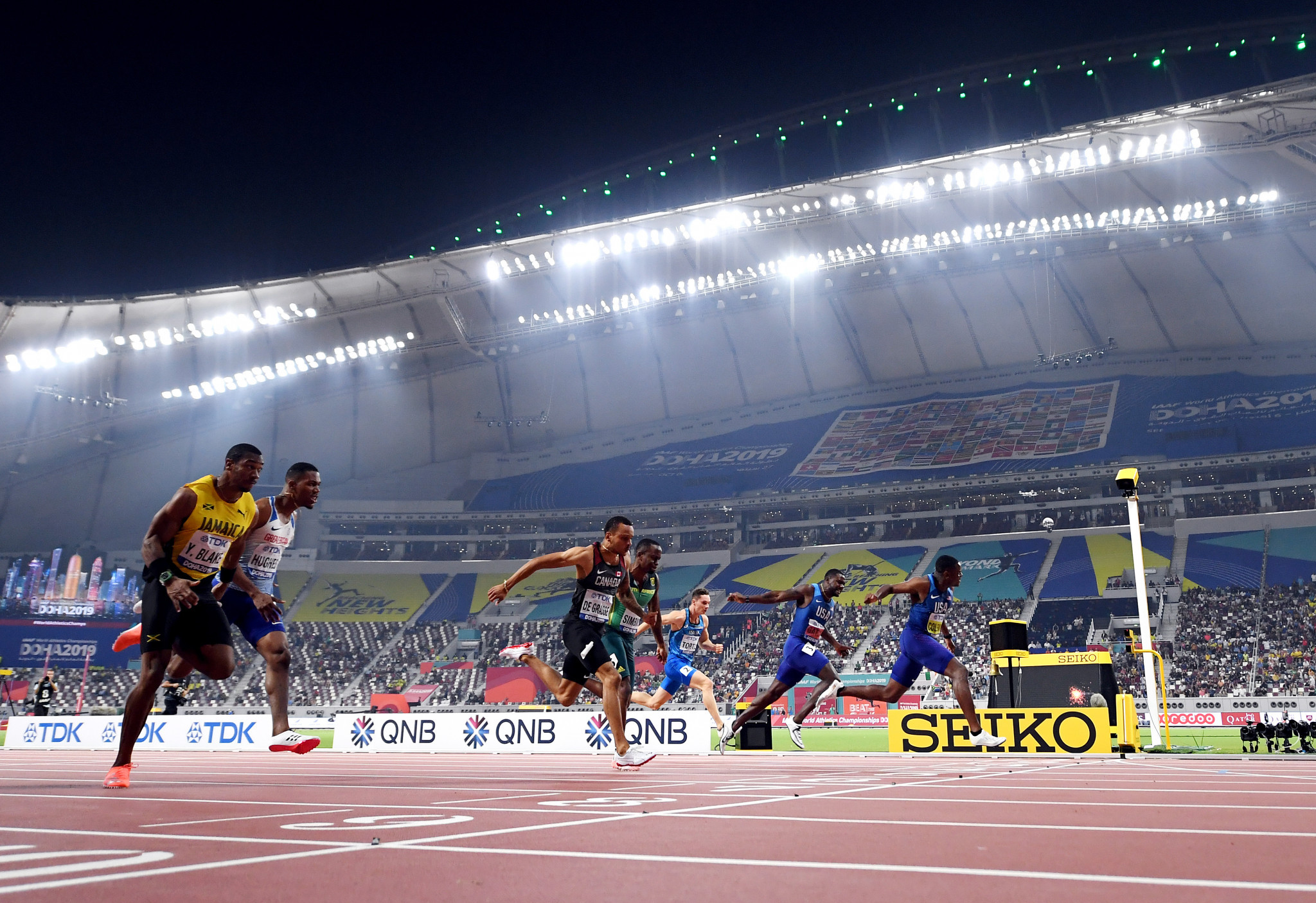 Athletics Integrity Unit monitoring betting patterns at IAAF World Championships