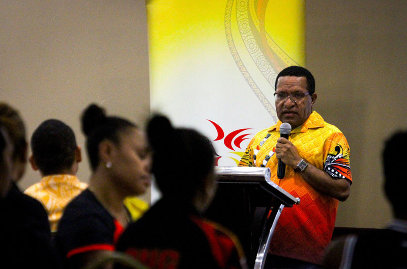Papua New Guinea Olympic Committee hold workshop to analyse Pacific Games performance