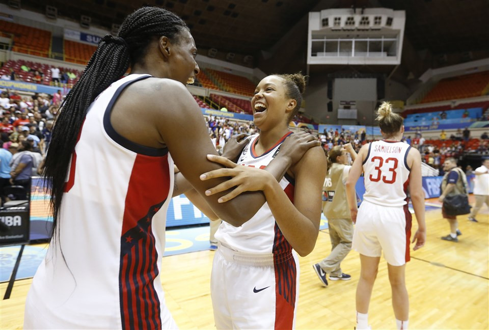 United States and Canada reach final at FIBA Women's AmeriCup