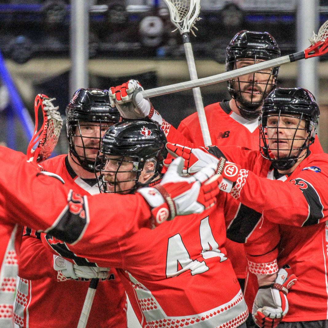 Canada win fifth consecutive World Indoor Lacrosse Championship
