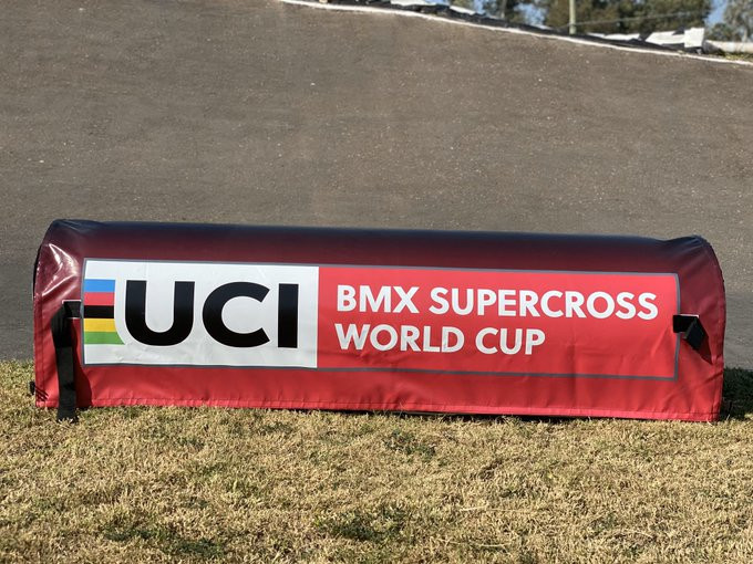 Smulders retains UCI BMX Supercross World Cup with victory in Argentina