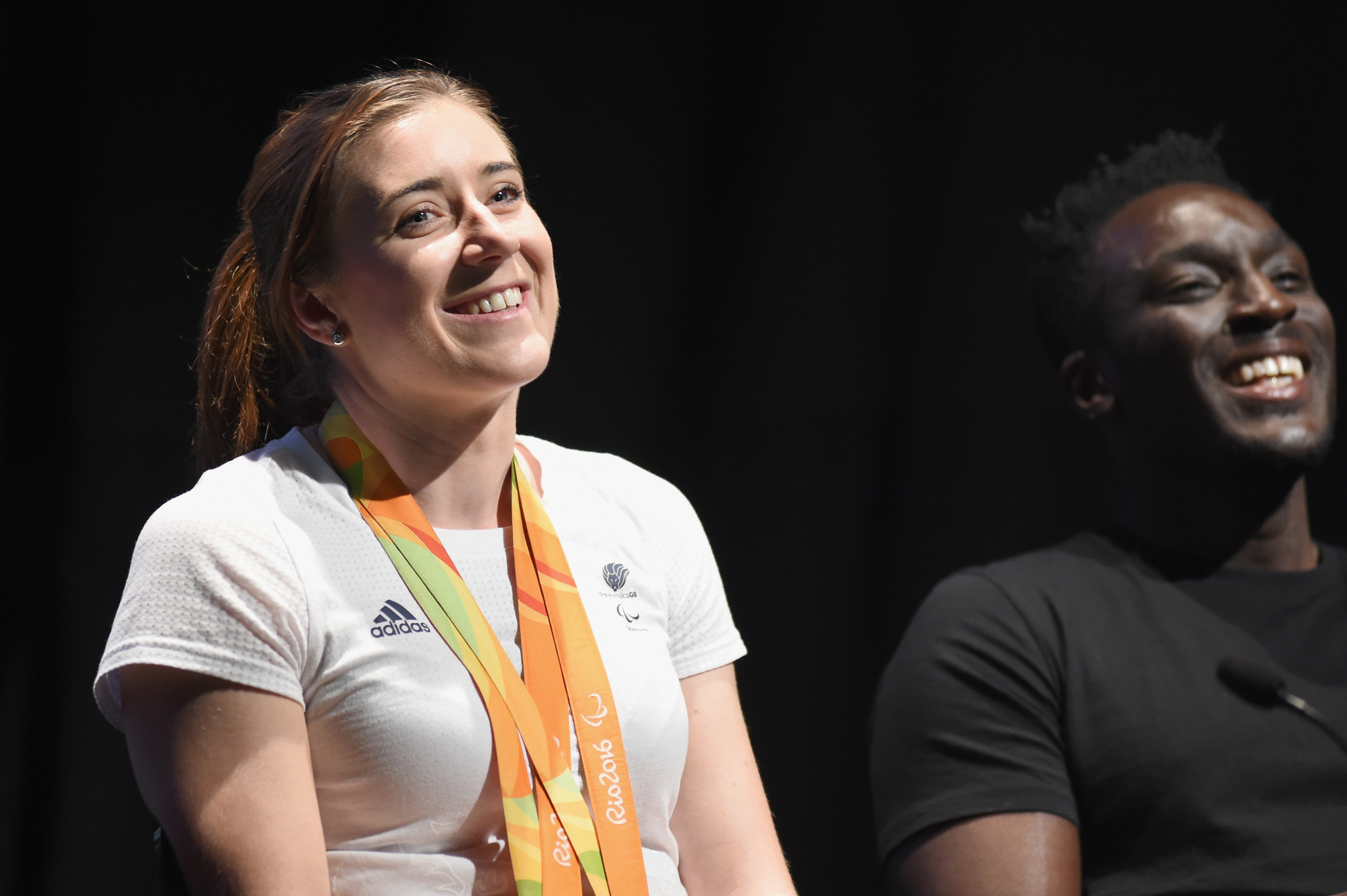 A notable name in the squad is Libby Clegg, who takes part at her first major championships for Britain since 2016 ©Getty Images