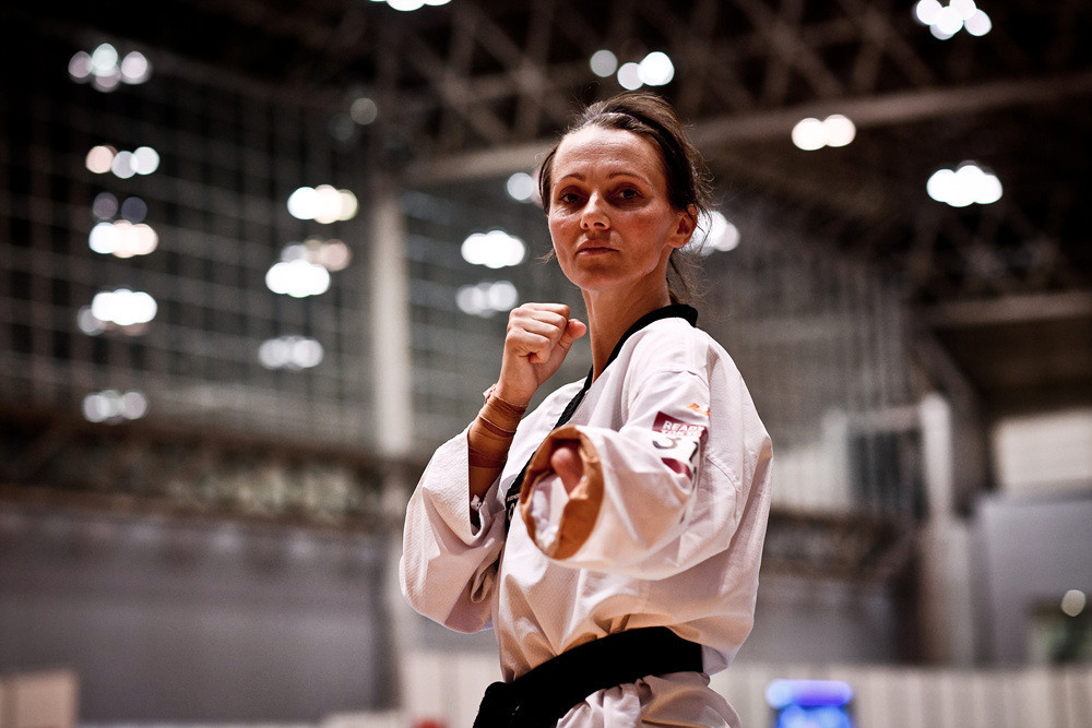 Para-taekwondo world champion Gjessing eyes Tokyo 2020 gold despite defeat in test event