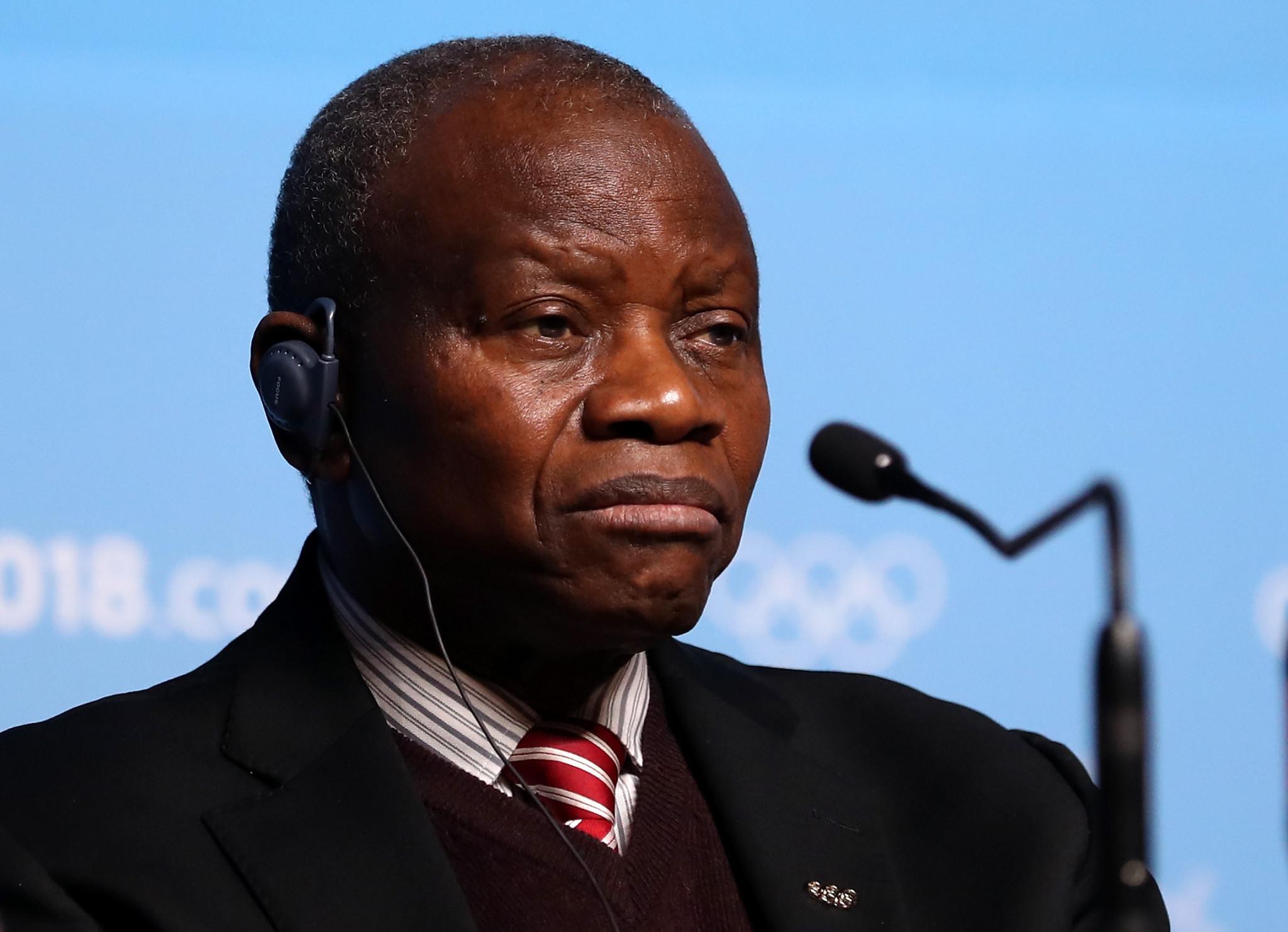 Habu Gumel said Nigeria was preparing for Thomas Bach's visit ©Getty Images