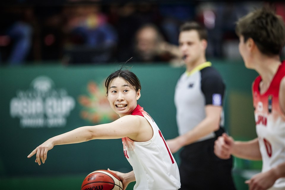 Japan beat China to seal fourth straight FIBA Women's Asia Cup title