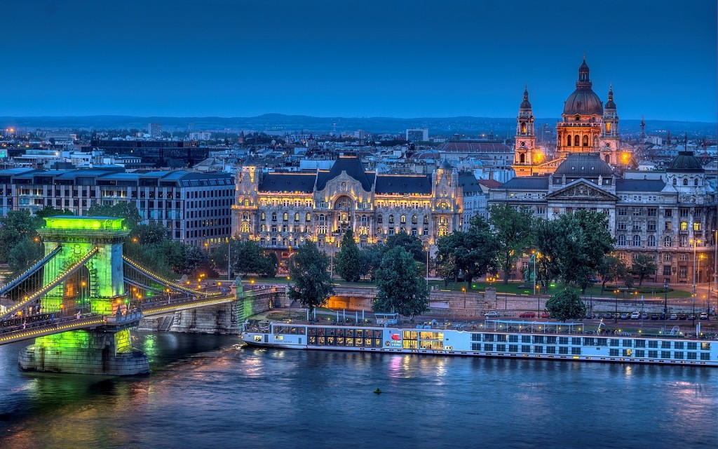 Hungarian capital Budapest has received the backing of several neighbours and other European countries to host the 2024 Olympics and Paralympics