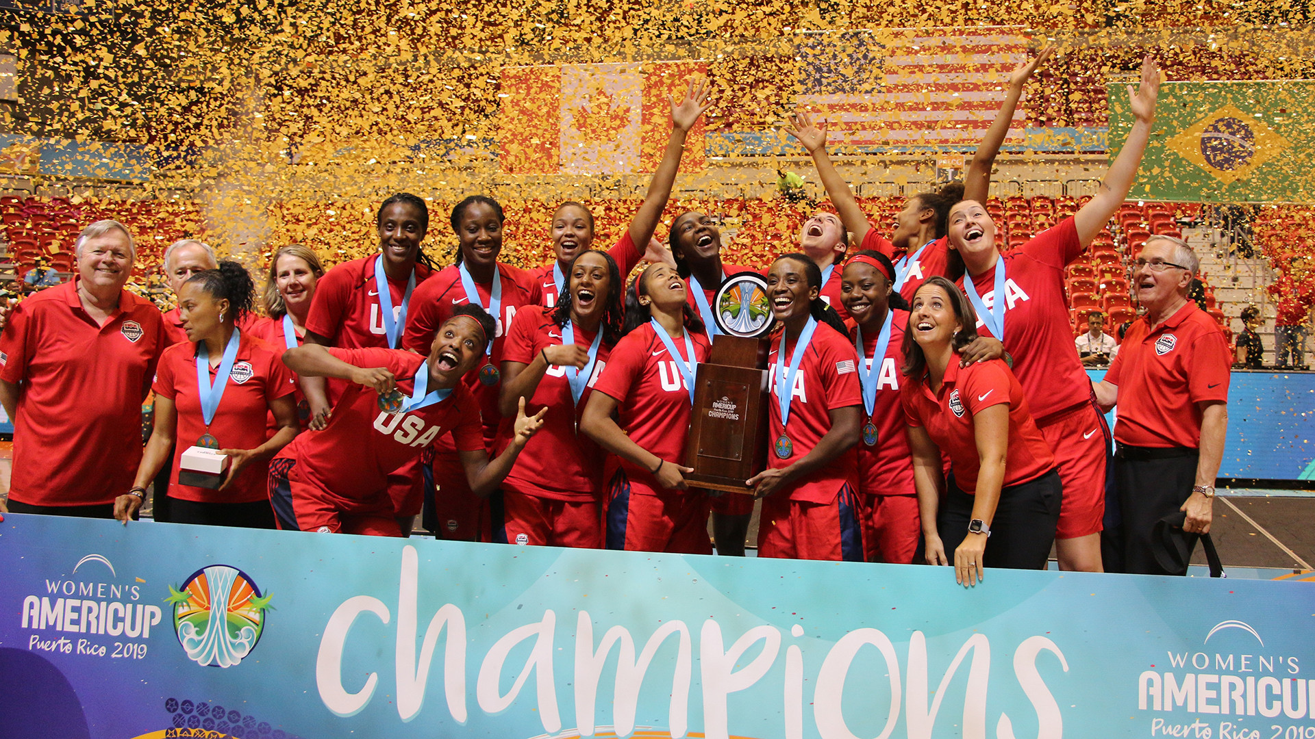 United States beat Canada to win FIBA Women's AmeriCup