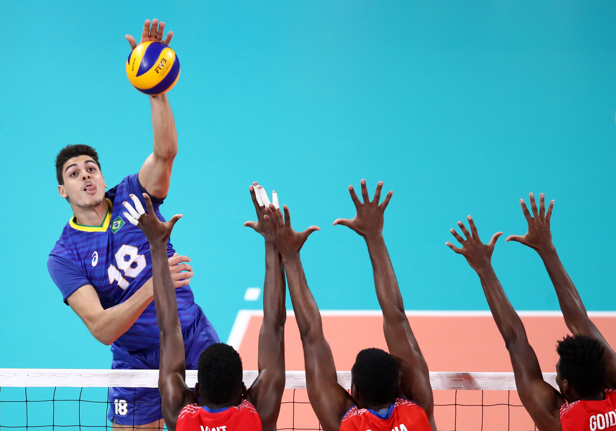 Japan ready for strong line-up at FIVB Men's World Cup