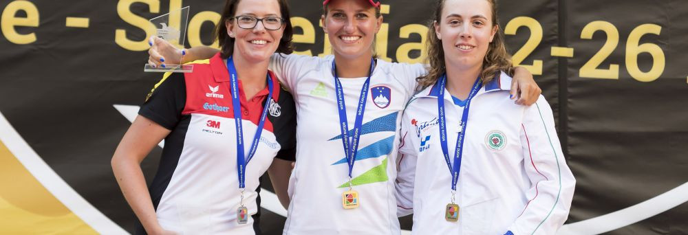Returning gold medallists bid to keep titles at European Field Archery Championships
