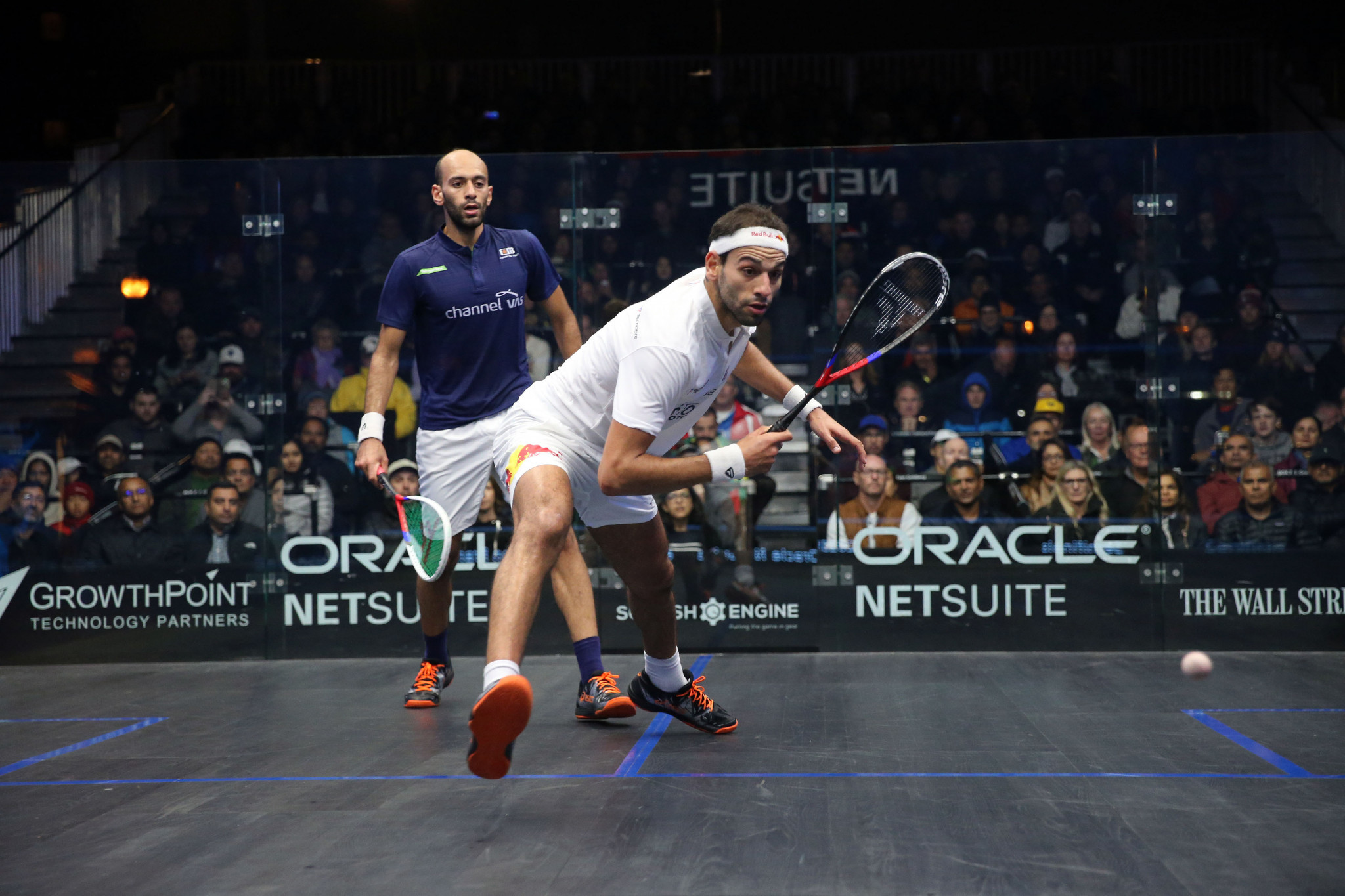 All-Egyptian finals booked at PSA Oracle Netsuite Open
