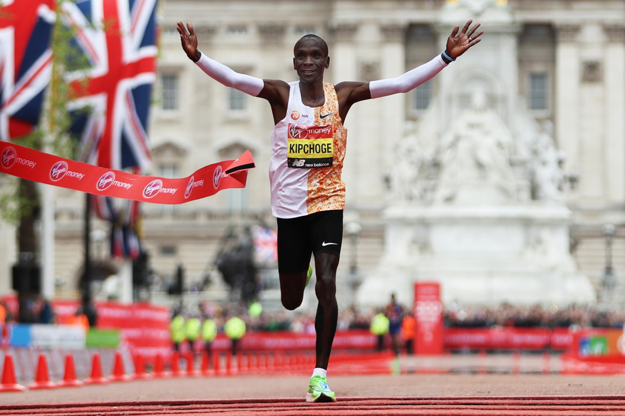 Kipchoge seals fourth Abbott World Marathon Majors title despite Berlin absence